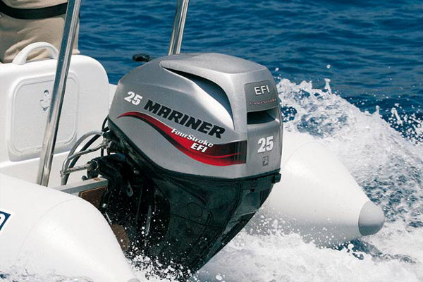 Appointed Mariner Outboard engine service centre